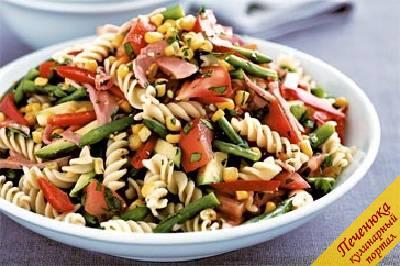 Итальянский салат рецепт блины
