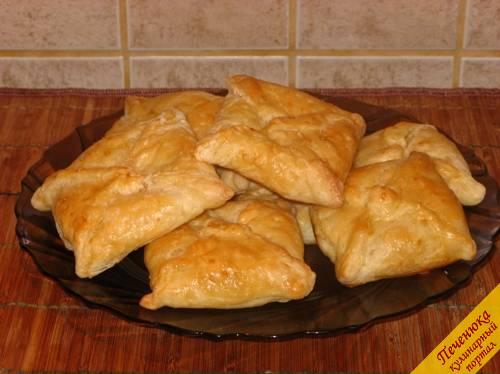 Хачапури с сыром сверху рецепт с фото