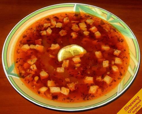 солянка рецепт с колбасой и картошкой с фото пошагово