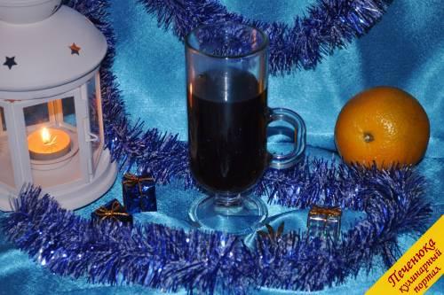Глинтвейн в домашних условиях (рецепт)
