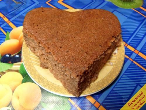 Пирог с капустой на кефире в духовке на скорую руку