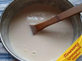 Ажурные блины на дрожжах (пошаговый рецепт с фото)