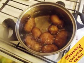 1) Нам нужно отварить картофель