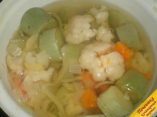 Рецепт овощного супа для беременных 25