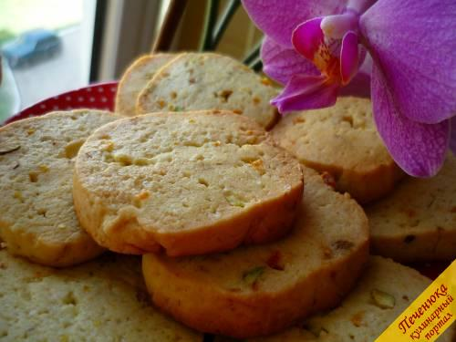 Печенье с фисташками рецепт 167