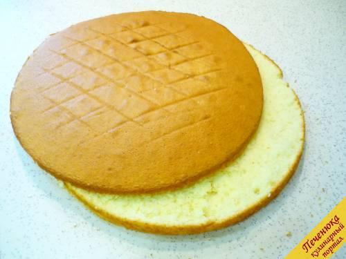 Рецепт бисквитного коржа для торта с фото в домашних условиях