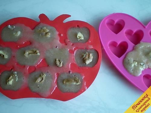 9) По желанию можно с орешками.