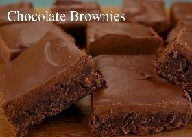 Шоколадное брауни