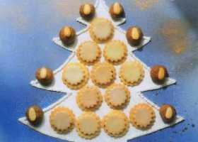 Рассыпчатое печенье и печенье из ржаной муки