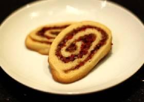 Клюквенное печенье