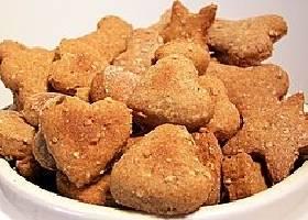Медовый пряник для собак со вкусом курицы