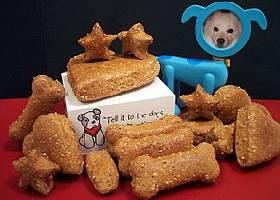 Сырное печенье для собак (рецепт)