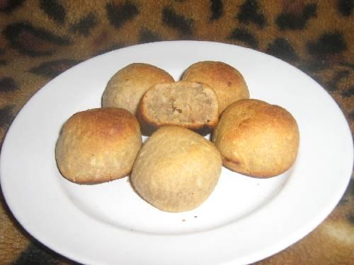 Печенье из детской смеси (рецепт)