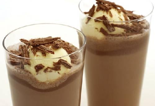 """Для создания молочного коктейля  """"Coffee Milkshake """" вам понадобится."""