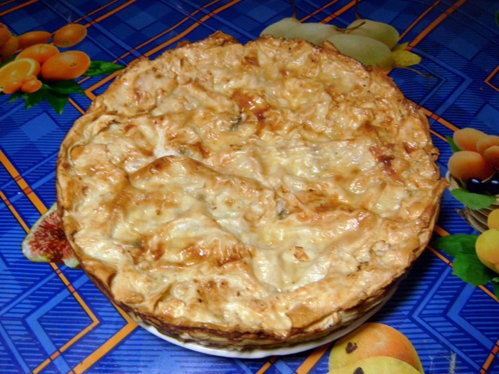 Рецепты из лаваша пошаговые с