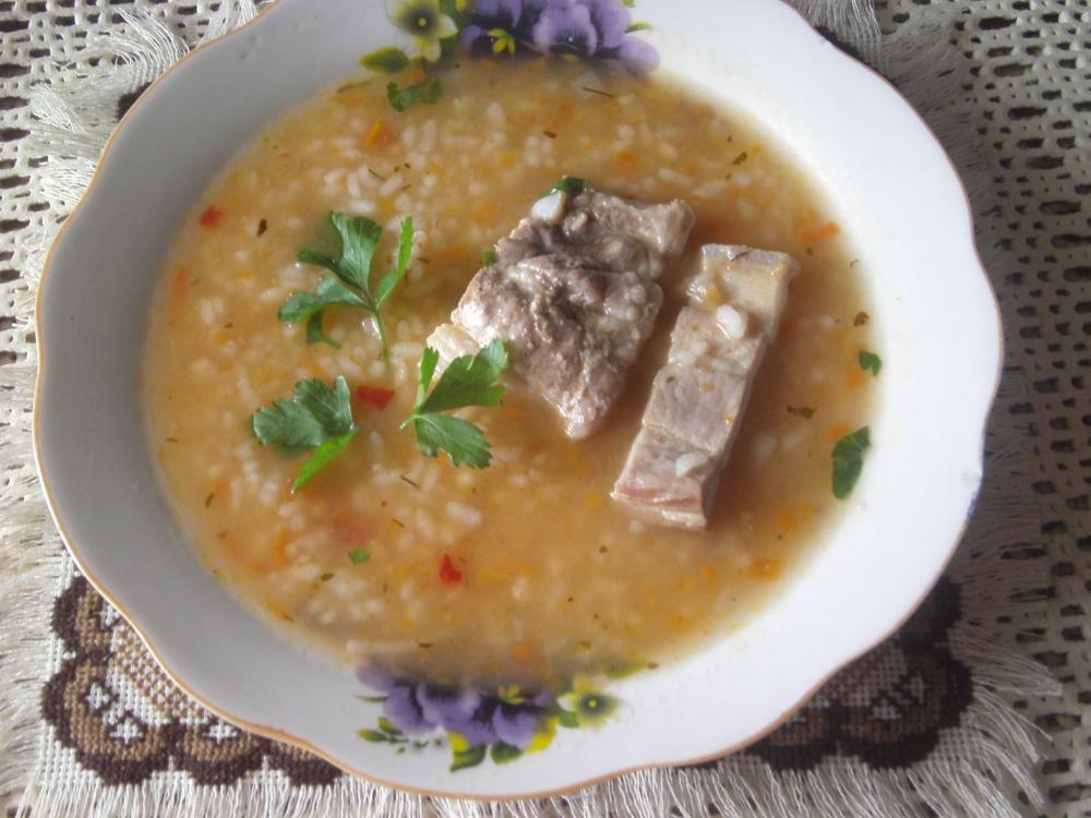 Суп харчо из свинины с картошкой рецепты